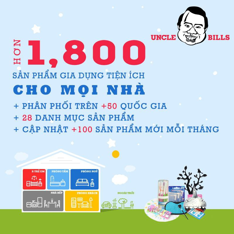 Túi Đựng Rác Thú Cưng Tự Phân Hủy Uncle Bills PA3372 | Shopee Việt Nam