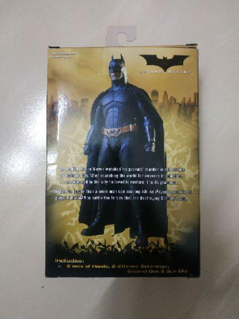 Neca Batman Begin