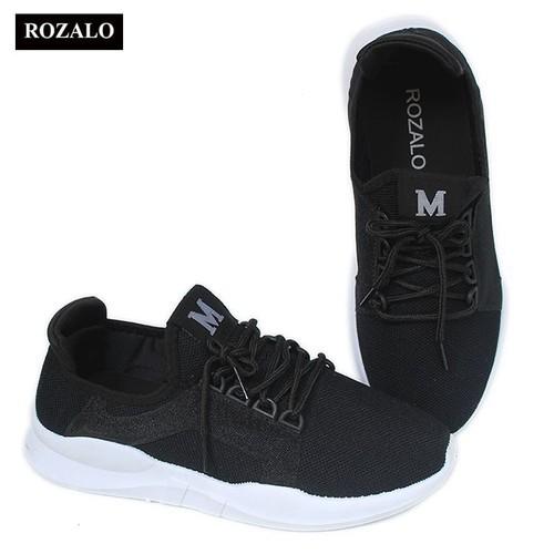 Giày đôi sneaker thời trang nam nữ Rozalo RM8011