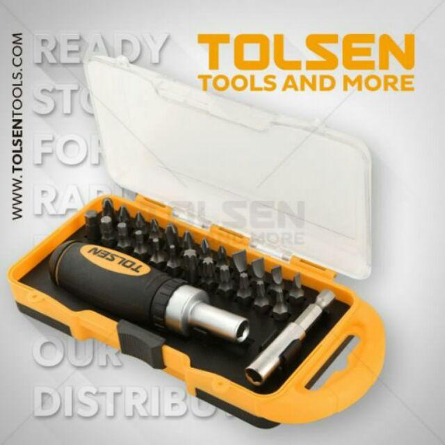 Vít bộ tự động TOLSEN 20034