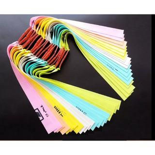 4 bộ thun Sumeike cao cấp buộc sẵn dùng cho ná cao su slingshot