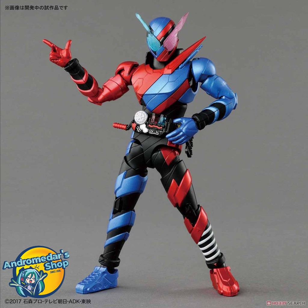 [Bandai] Mô hình lắp ráp Figure-rise Standard Kamen Rider Build [Rabbit Tank Form] (Plastic model)