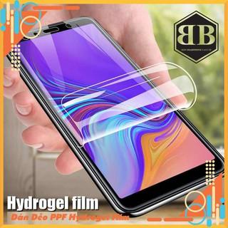 Dán dẻo hydrogel film PPF điện thoại One Plus 6T mặt trước mặt sau full viền thumbnail