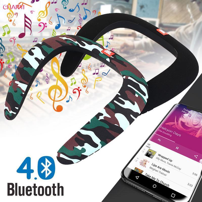 ☆ Universal Bluetooth Speaker AUX Wireless Bluetooth Speaker Bass JBL