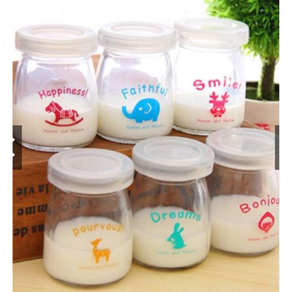 Combo 5 bộ 12 lọ thủy tinh làm sữa chua, đựng gia vị, caramen - 2811009 , 1018881263 , 322_1018881263 , 180000 , Combo-5-bo-12-lo-thuy-tinh-lam-sua-chua-dung-gia-vi-caramen-322_1018881263 , shopee.vn , Combo 5 bộ 12 lọ thủy tinh làm sữa chua, đựng gia vị, caramen