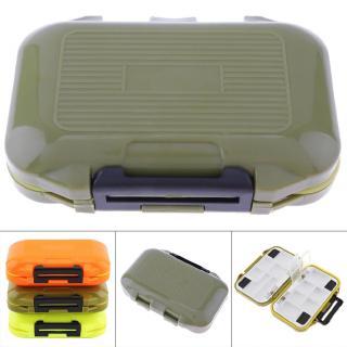 12 Compartments Bait Lure Hooks Case Fishing Storage Box