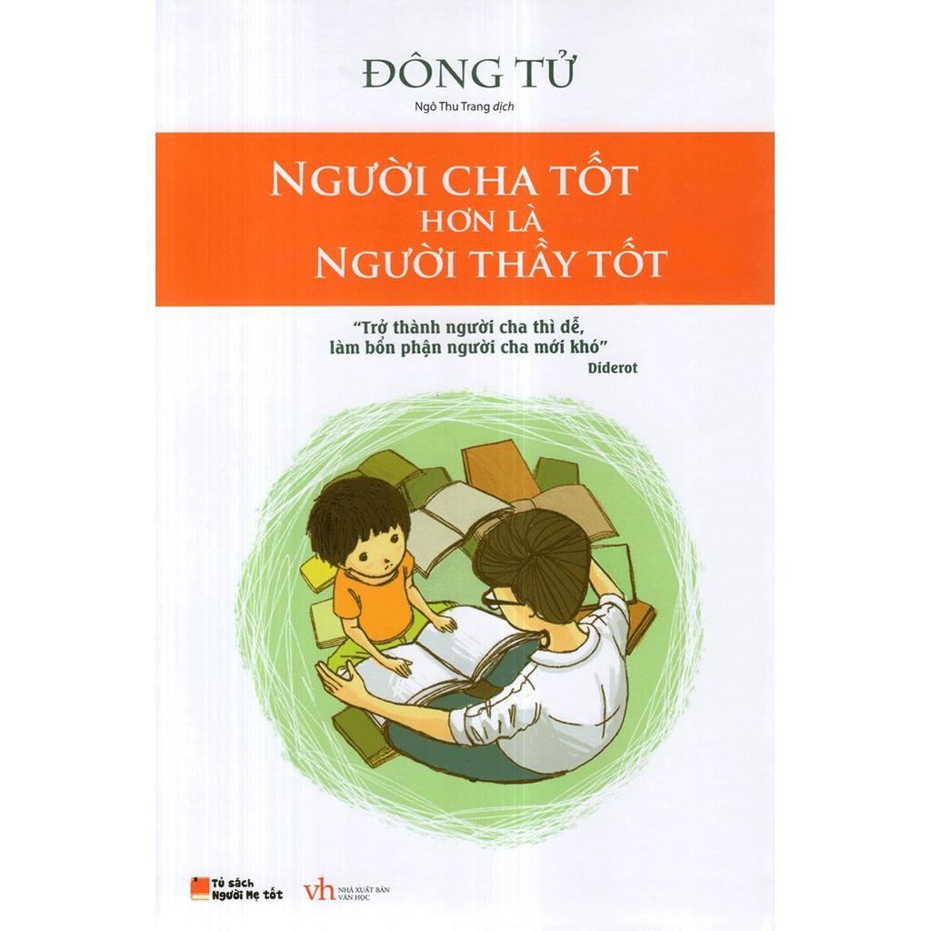 Sách - Người cha tốt hơn người thầy tốt