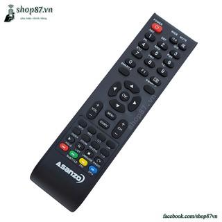 Điều khiển tv Asanzo mẫu 6 - Remote tv Asanzo
