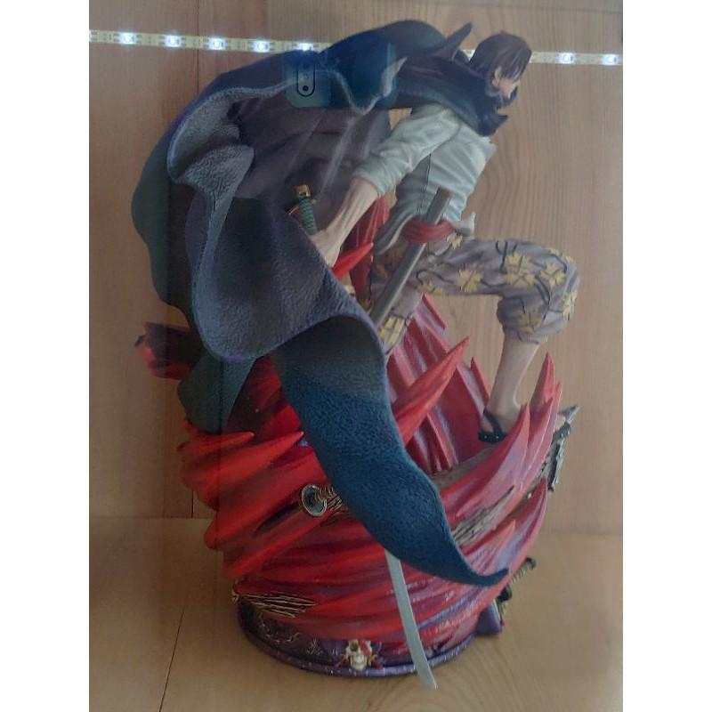 Shanks Resin Statue