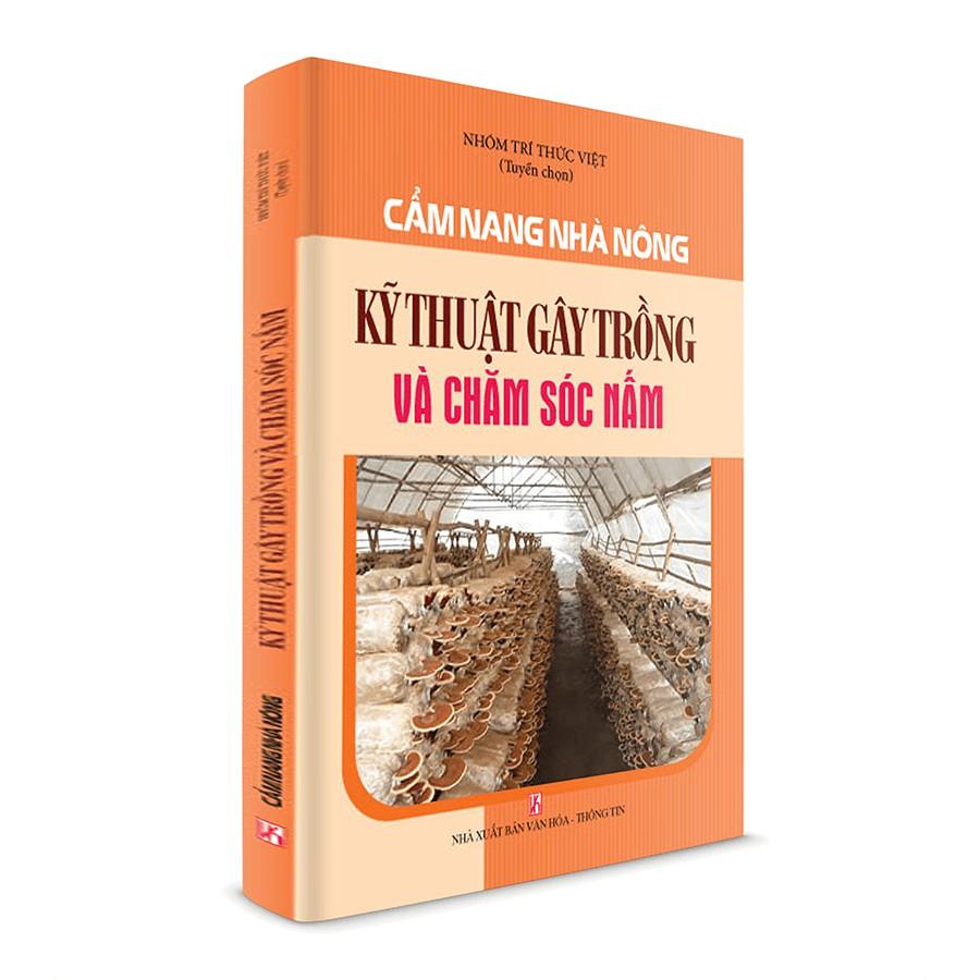 Sách nông nghiệp – Kỹ thuật cây trồng và chăm sóc Nấm