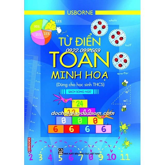 Từ điển Usborne Toán minh họa - Dùng cho học sinh THCS