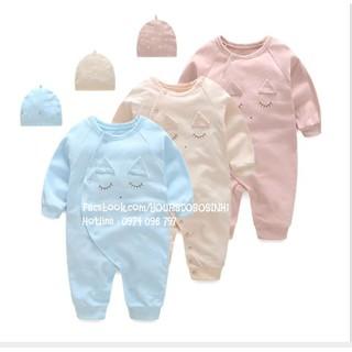Body kèm mũ cho bé – Quần áo thời trang cho bé