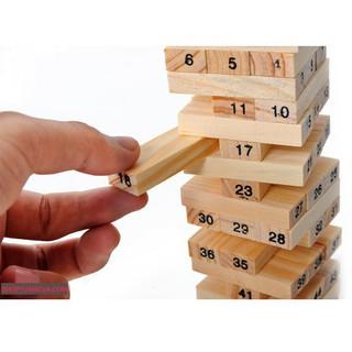 Trò chơi rút gỗ 54 thanh VRG0079843 SHOP KHO SI GIA DUNG88