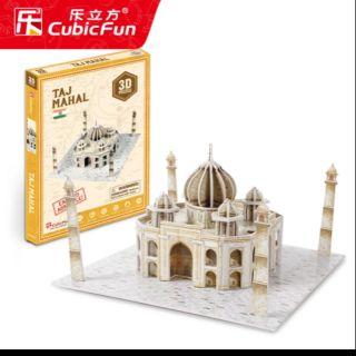 Bộ lắp ghép mô hình 3D Lăng Taj Mahal(Ấn Độ)