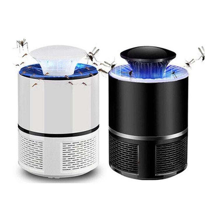 Máy Bắt Muỗi Thông Minh Thế Hệ Mới Hình Trụ Đầu Cắm USB - An Toàn Tiện Lợi