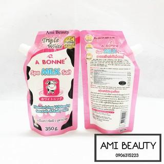 [ BÁN SỈ ] Muối Tẩy Tế Bào Chết A Bonné Spa Salt 350g thumbnail