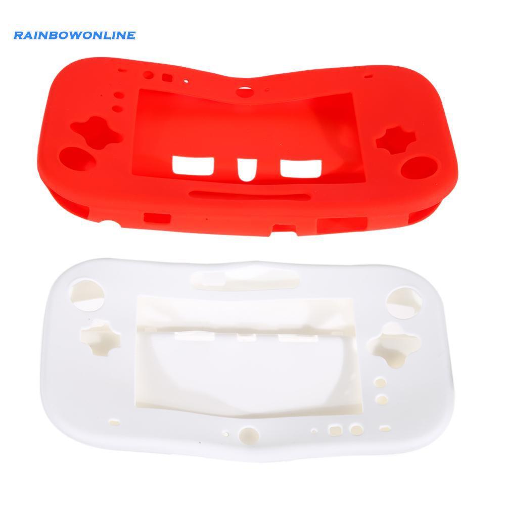 Vỏ Silicone Bảo Vệ Cho Tay Cầm Chơi Game Nintendo Wii U chính hãng 32,130đ