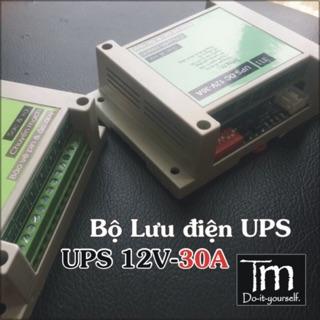 Bộ lưu điện 12V UPS 30A