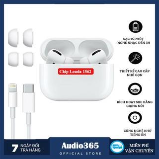 Tai nghe Bluetooth thế hệ thứ 3 - Bản mới nhất - Chống ồn xuyên âm - Cảm biến lực - Đổi tên định vị, tháo tai dừng nhạc thumbnail