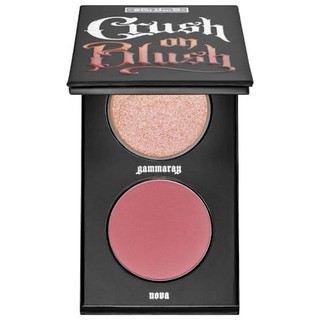 Bảng má hồng + highlight Kat Von D Kitten Mini Crush on Blush thumbnail