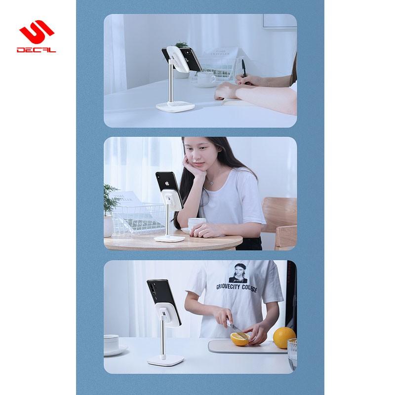 Bộ đế giữ điện thoại và máy tính bảng để bàn XUNDD
