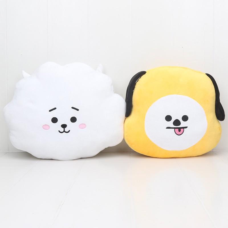 KPOP BTS Bangtan boys bt21 Pillow cushion Plush Toy Doll