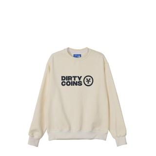[Mã FASHIONGREEN194 giảm 10% tối đa 30K đơn 99K] DirtyCoins Logo Sweatshirt thumbnail
