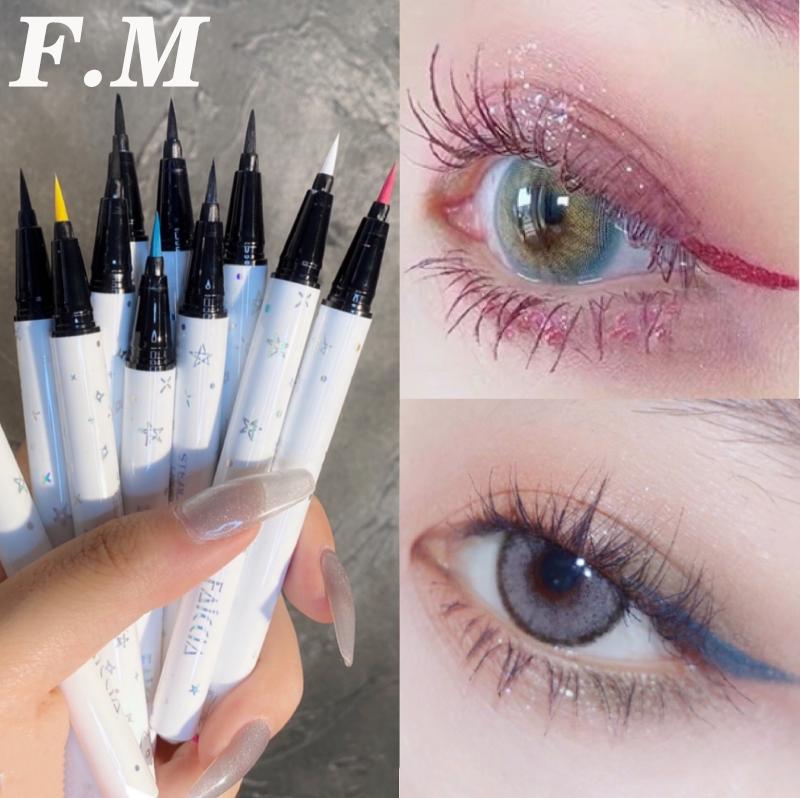Bút kẻ mắt nước chống nước chống nhòe lâu trôi nhiều màu tùy chọn