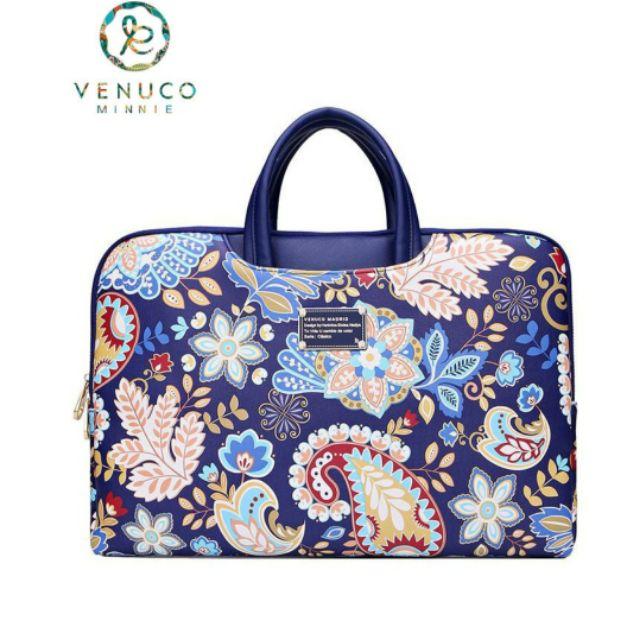 Túi đựng lap Chính Hãng Tây Ban Nha VENUCO MADRID M64 nhiều màu