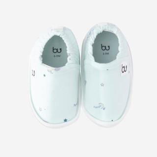 Giày vải hoạ tiết trăng sao BU