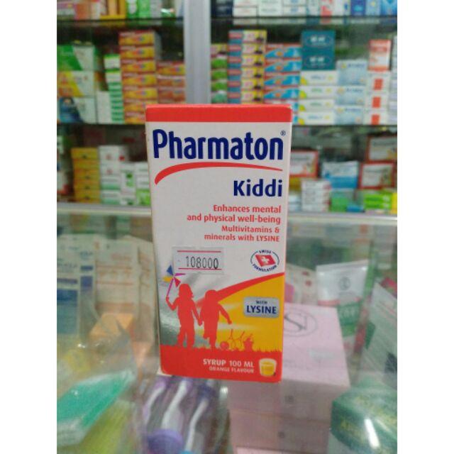 Vitamin và khoáng chất PHARMATON kiddi bồi bổ cơ thể và giúp bé ăn ngon miệng - 2611766 , 618510197 , 322_618510197 , 108000 , Vitamin-va-khoang-chat-PHARMATON-kiddi-boi-bo-co-the-va-giup-be-an-ngon-mieng-322_618510197 , shopee.vn , Vitamin và khoáng chất PHARMATON kiddi bồi bổ cơ thể và giúp bé ăn ngon miệng