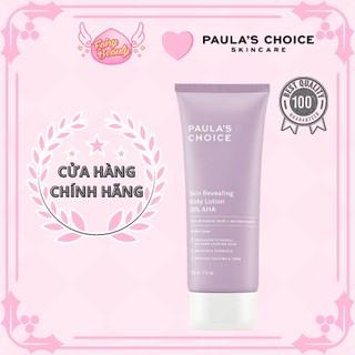 [PAULA'S CHOICE] Kem dưỡng thể sáng mịn làn da chứa 10% AHA Skin Revealing Body Lotion 10% AHA (Mã 5900)