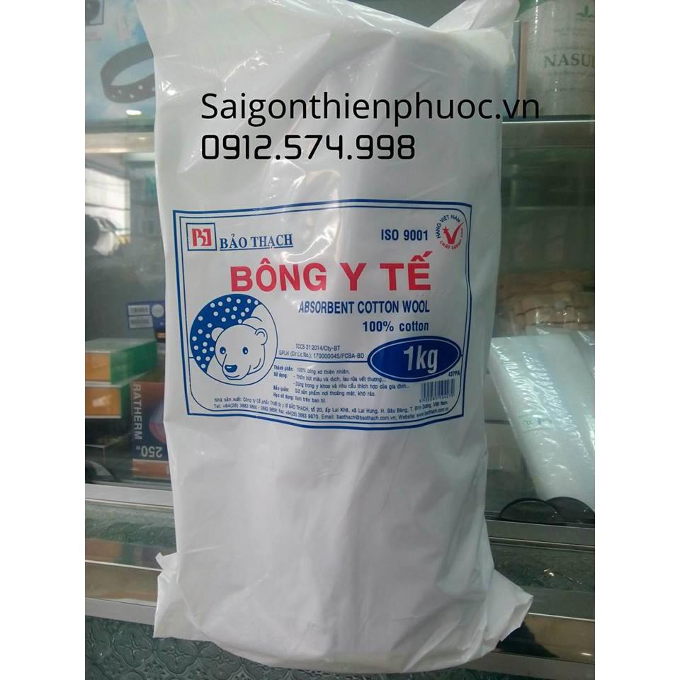 Bông gòn thấm nước Bảo Thạch-1kg