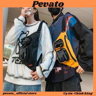 Túi đeo chéo mini nam nữ đi chơi đi học phong cách Ulzzang Hàn Quốc TX02