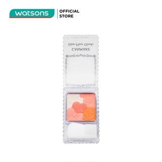 Phấn Má Hồng Canmake Glow Fleur Cheeks 6,3g. 03 Fairy Orange Fleur