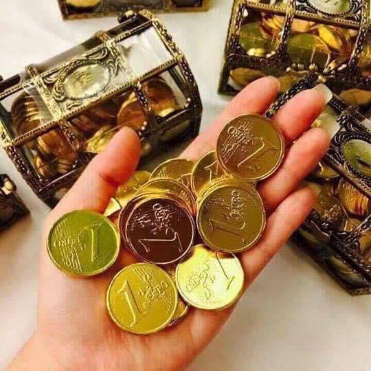 Socola rương vàng Thái Lan
