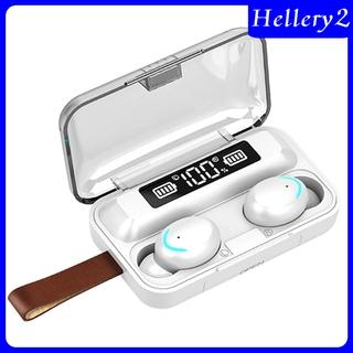 Tai Nghe Bluetooth 5.0 Không Dây 9d Heliy2 Cho Ios / Android F9-5 Tws