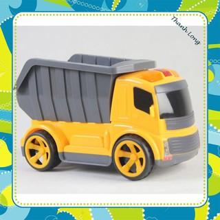 [BÃO GIẢM GIÁ] Xe mô hình công trường cho bé yêu OK111111 siêu tiện dụng