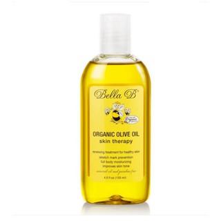 Tinh dầu Organic Olive Oil ngăn ngừa và trị rạn da Bella B 133ml M499