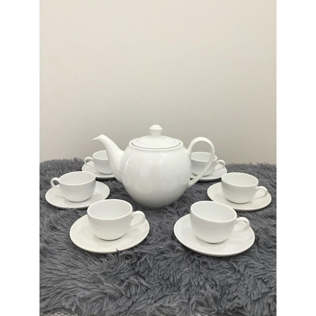 Bộ Bình trà 1.1 L + nắp - Camellia -