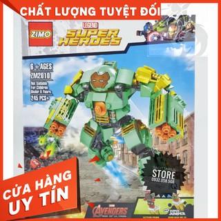 [ Hàng Có Sẵn ]Lego Zimo ZM2010 Lắp Ráp SuperHeroes Ironman MK46 ( 245 Mảnh )…