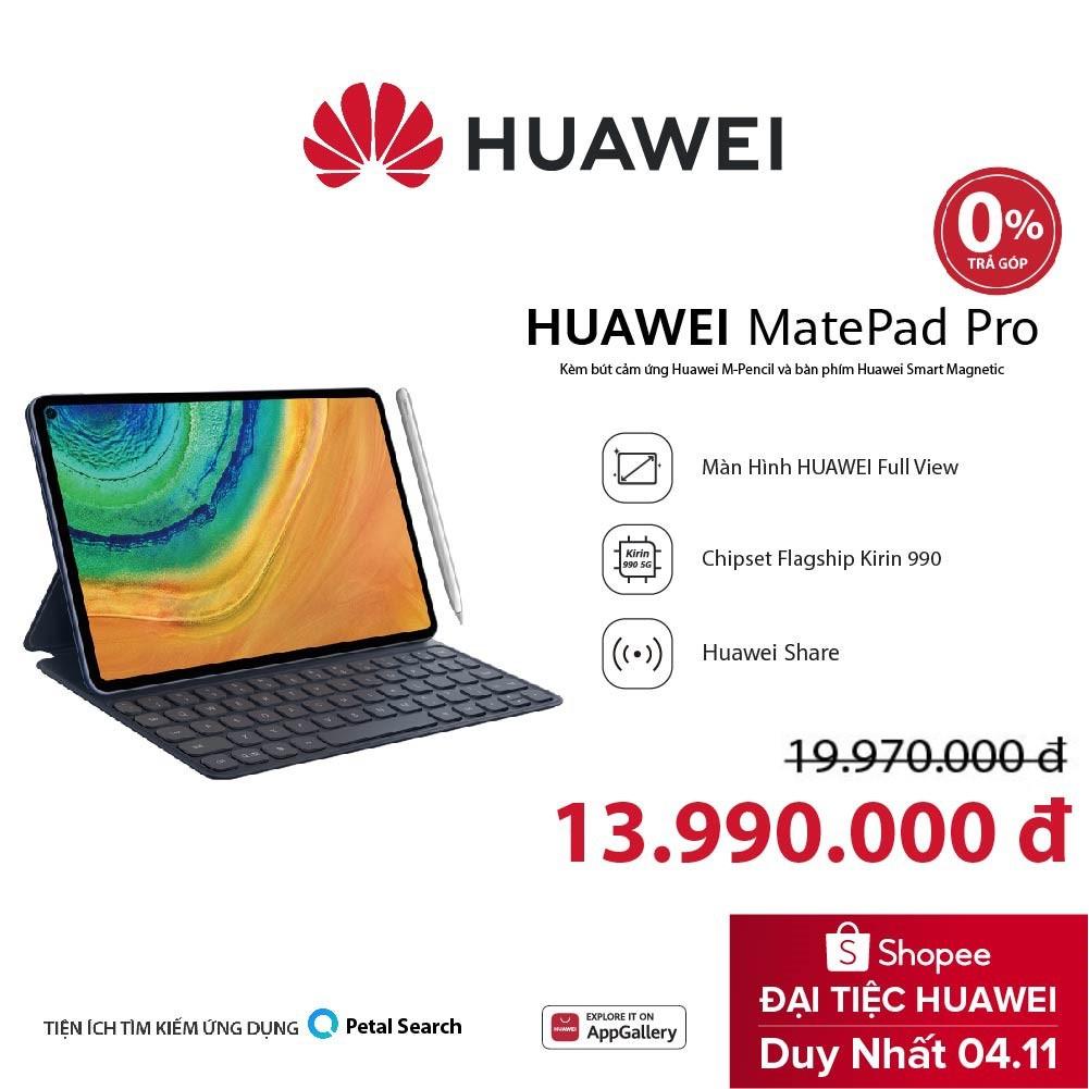 Máy Tính Bảng HUAWEI MatePad Pro (6GB+128GB)
