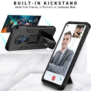Sang Trọng Ốp Điện Thoại Silicon Chống Sốc Cho Motorola Moto G7 G8 G Power One Fusion Hyper E7 E6 G5G Plus Fast Stylus E20