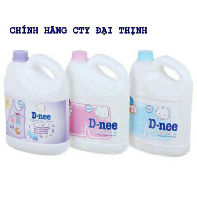 (tem Đại Thịnh) nước giặt dnee đủ màu