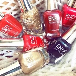 Sơn móng ENZX Nail Polish 18ml thumbnail