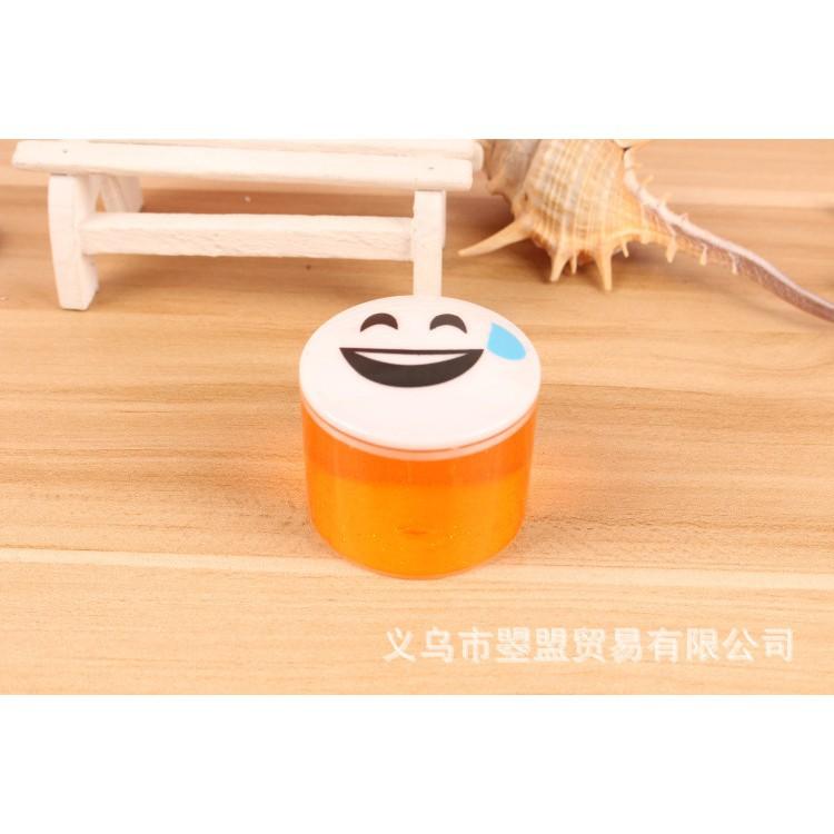 Slime chất nhầy ma quái MẶT CƯỜI mochi cực ngầu shop vietvan02
