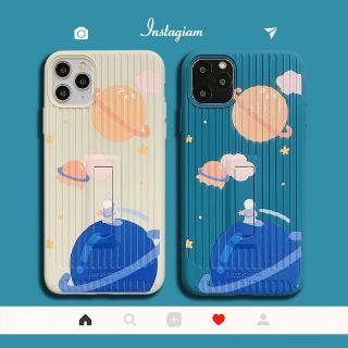 Ốp Điện Thoại Họa Tiết Vũ Trụ Cho Iphone X Xr Iphone 11 Promax