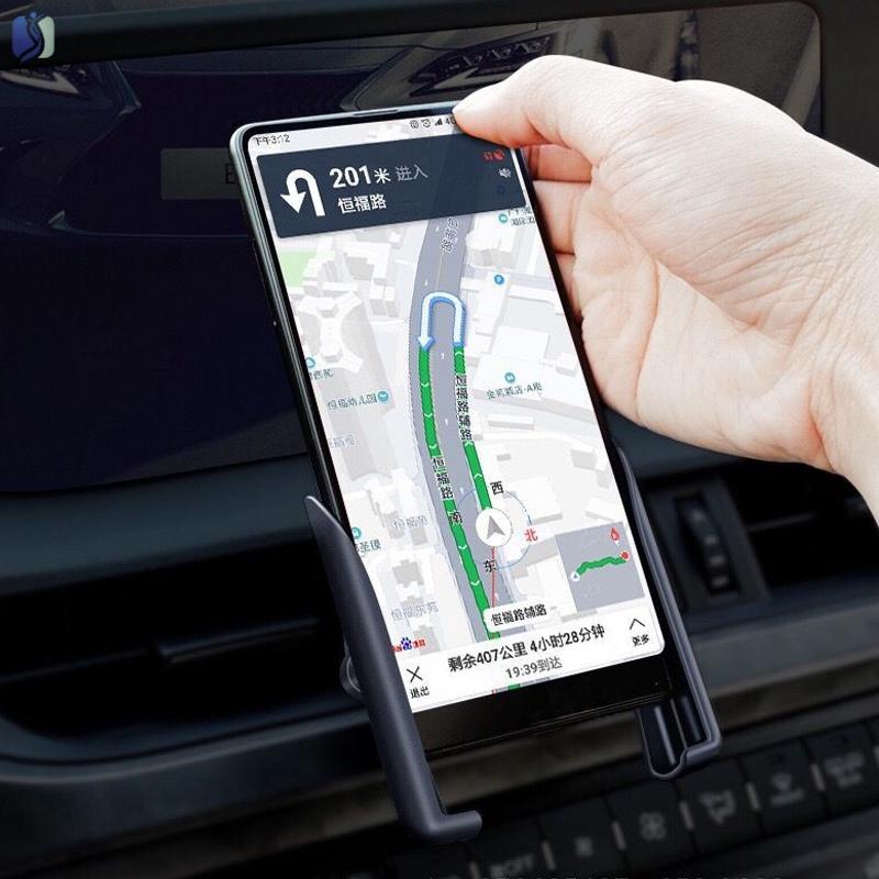 Giá đỡ điện thoại 4.5in-6.2in xoay 360 độ chuyên dụng cho xe hơi