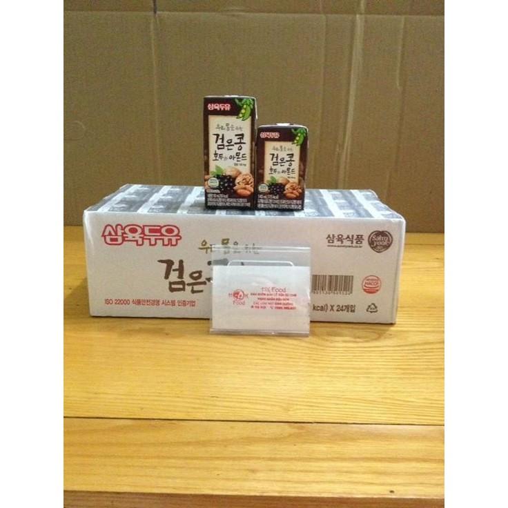 Sữa óc chó hạnh nhân đậu đen 140ml thùng 24 hộp - 2956886 , 312807560 , 322_312807560 , 290000 , Sua-oc-cho-hanh-nhan-dau-den-140ml-thung-24-hop-322_312807560 , shopee.vn , Sữa óc chó hạnh nhân đậu đen 140ml thùng 24 hộp