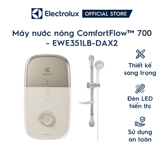 Miễn phí lắp đặt - Máy nước nóng Electrolux EWE351LB-DAX2 thumbnail